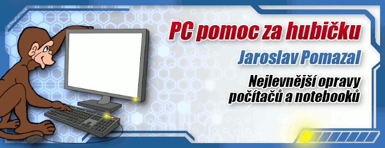 PC pomoc za hubičku - Jaroslav Pomazal