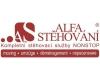 Stěhování Praha, stěhování v Praze, stěhovací služby, Alfa Stěhování s.r.o.
