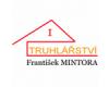František Mintora – truhlářství