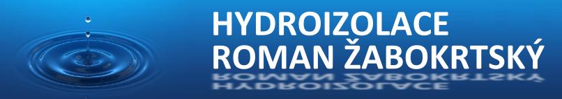 Hydroizolace Roman Žabokrtský