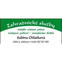 Zahradnické služby Sabina Chládková