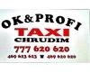 TAXI Taxislužba OK & Profi Chrudim