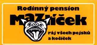 Josef Koubíček – Rodinný pension Mazlíček