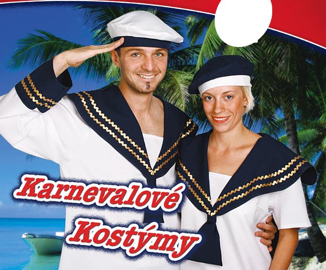Karnevalové kostýmy Lipta - TDP a. s.