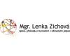 Mgr. Lenka Zichová – výuka, překlady a tlumočení v německém jazyce