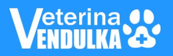 MVDr. Dana Jelínková, veterinární ordinace Vendulka