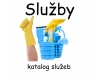 Služby Praha – katalog