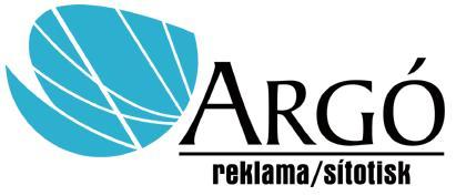 ARGÓ – reklama, sítotisk