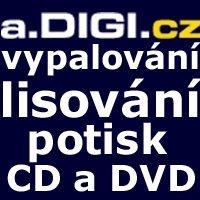 a.DIGI.cz – výroba CD a DVD