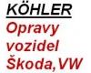 Viktor Köhler – opravy motorových vozidel