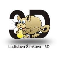 Ladislava Šimková – 3D