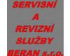Servisní a revizní služby Beran spol. s r.o.
