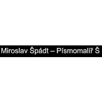 Miroslav Špádt – Písmomalíř Š