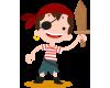 Pirátí zátoka – minigolf