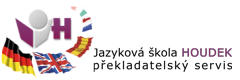 Jazyková škola Houdek – překladatelský servis