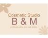 Kosmetické studio a kosmetický salon krásy B & M