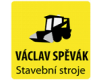 STAVEBNÍ STROJE - PRODEJ, SERVIS, OPRAVY - Václav Spěvák